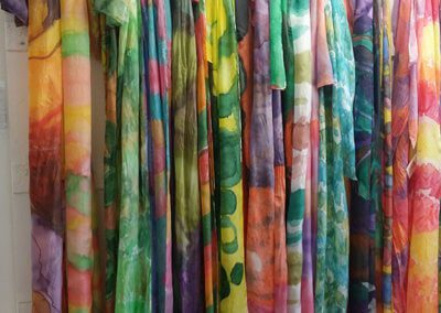 Colourful Scarves