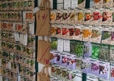 Large Range of Plant & Vegetable Seeds